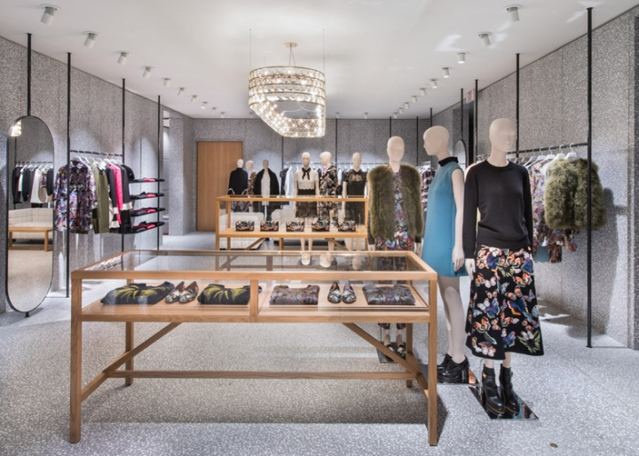 Valentino Flagship Store By David Chipperfield New York