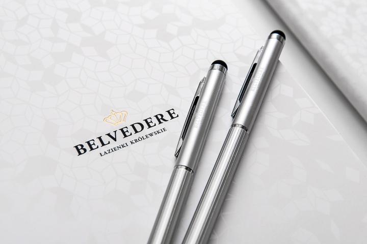 Belvedere Restaurant branding by Lange Lange 18 Belvedere Restaurant branding by Lange & Lange
