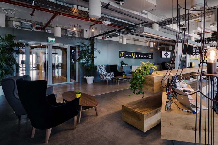 Google Campus By Setter Architects Tel Aviv Israel