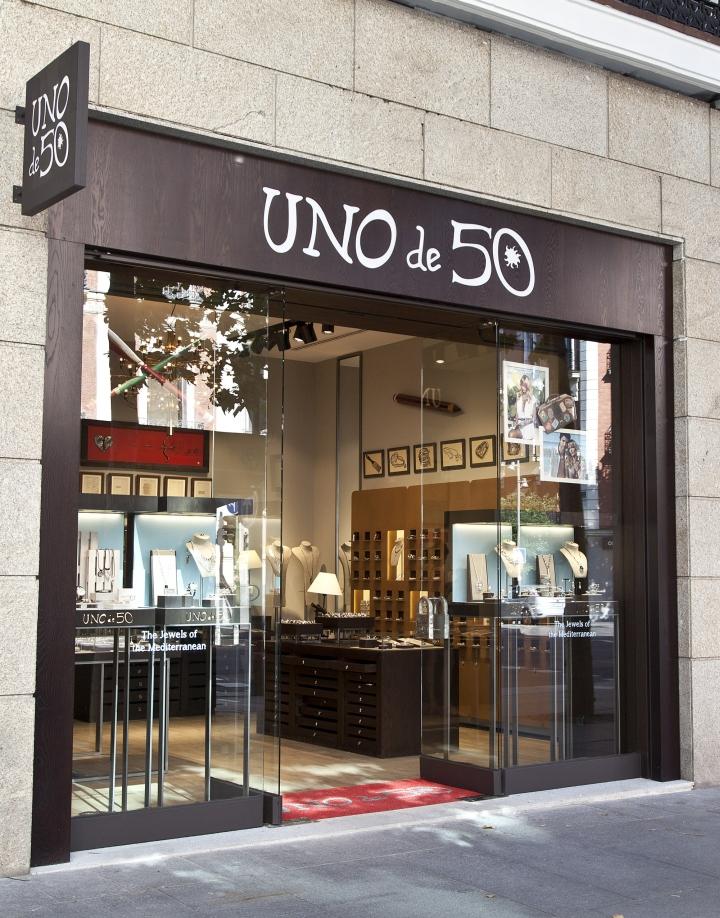 Uno De 50 Boutique Madrid Spain