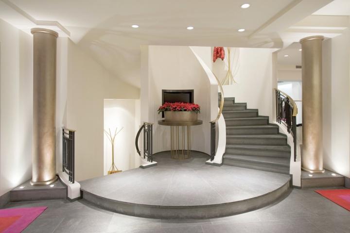 WIRSCHKE Store By Kitzig Interior Design Dsseldorf Germany