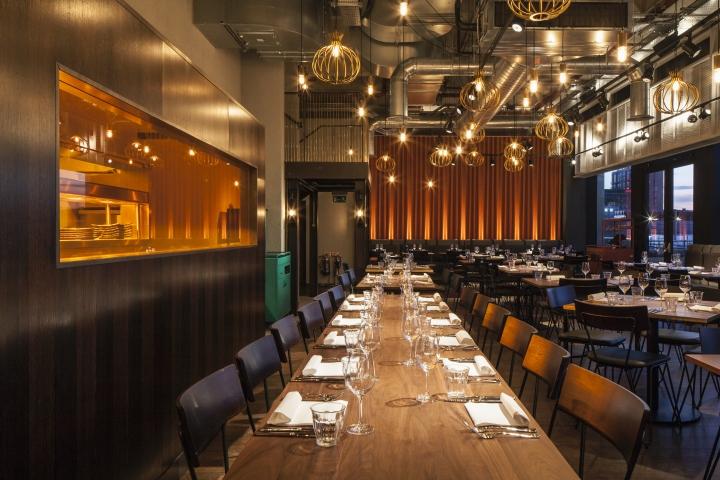 Chai Ki Restaurant By DesignLSM London UK