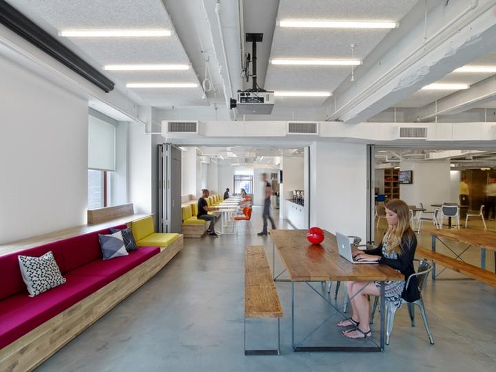 187 Linkedin Offices By M Moser Associates New York City