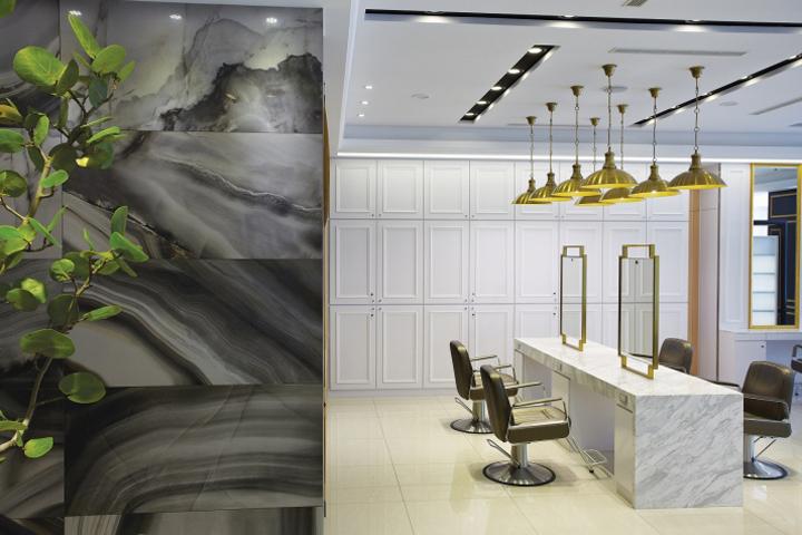 Latest Hair Salon Interior Design