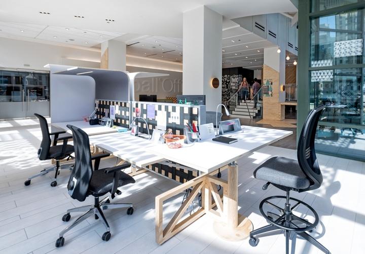 Cisco Offices Studio Oa O A Archdaily Jasper Sanidad T Meraki Office San