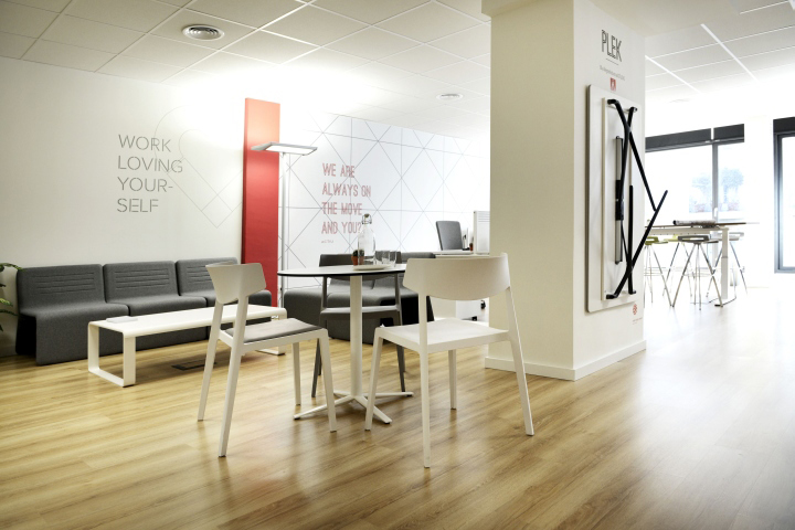, Actiu Showroom, Barcelona – Spain, Office Furniture Dubai | Office Furniture Company | Office Furniture Abu Dhabi | Office Workstations | Office Partitions | SAGTCO