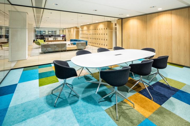 , De Resident by Cepezed and HofmanDujardin, The Hague – Netherlands, Office Furniture Dubai | Office Furniture Company | Office Furniture Abu Dhabi | Office Workstations | Office Partitions | SAGTCO
