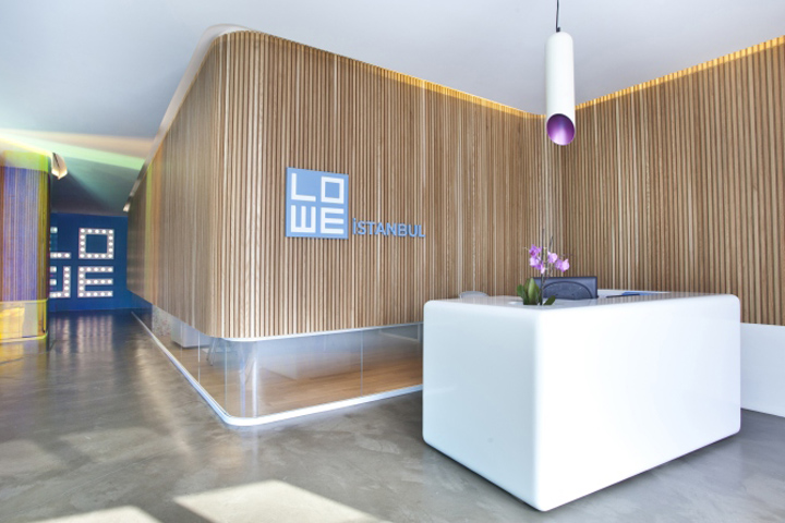, Lowe Istanbul Office by YALIN TAN + PARTNERS, Istanbul – Turkey, Office Furniture Dubai | Office Furniture Company | Office Furniture Abu Dhabi | Office Workstations | Office Partitions | SAGTCO