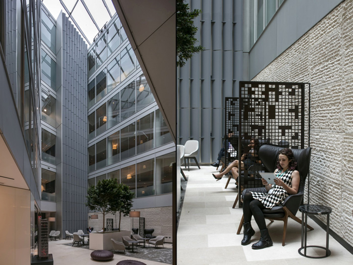 CBRE Offices By MCM Architecture London UK Retail