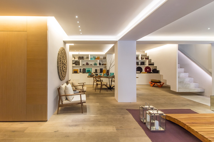 , EZEQUIELFARCA Showroom, Mexico City – Mexico, Office Furniture Dubai | Office Furniture Company | Office Furniture Abu Dhabi | Office Workstations | Office Partitions | SAGTCO