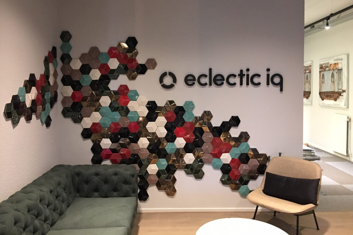 , EclecticIQ Cyber Security Startup Office, Amsterdam – Netherlands, Office Furniture Dubai | Office Furniture Company | Office Furniture Abu Dhabi | Office Workstations | Office Partitions | SAGTCO