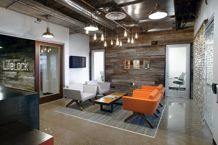 , LifeLock offices by RSP Architects, Tempe – Arizona, Office Furniture Dubai | Office Furniture Company | Office Furniture Abu Dhabi | Office Workstations | Office Partitions | SAGTCO