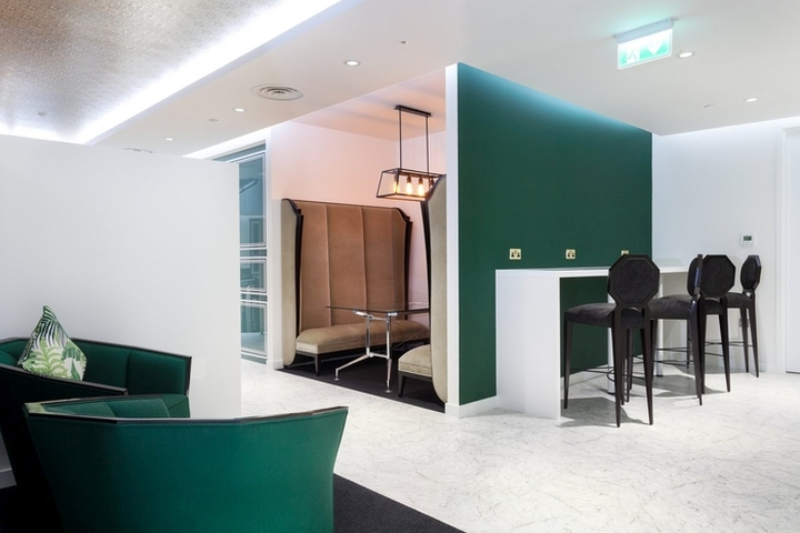 , Office Space in Town Mayfair Offices by Peldon Rose, London – UK, Office Furniture Dubai | Office Furniture Company | Office Furniture Abu Dhabi | Office Workstations | Office Partitions | SAGTCO