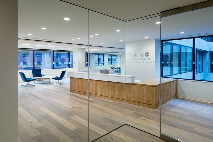 , Treliant Offices by OTJ Architects, Washington DC, Office Furniture Dubai   Office Furniture Company   Office Furniture Abu Dhabi   Office Workstations   Office Partitions   SAGTCO