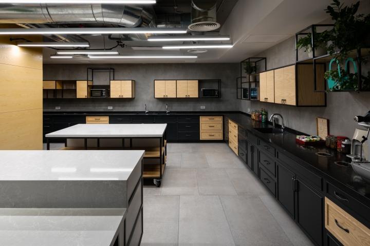 Broadcom Yakum Office By Setter Architects Yakum Israel