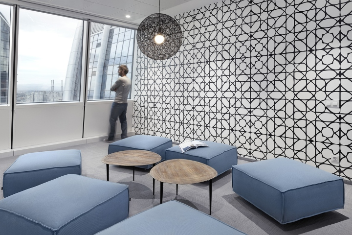 , Paysafe office space by cache atelier, Sofia – Bulgaria, Office Furniture Dubai | Office Furniture Company | Office Furniture Abu Dhabi | Office Workstations | Office Partitions | SAGTCO