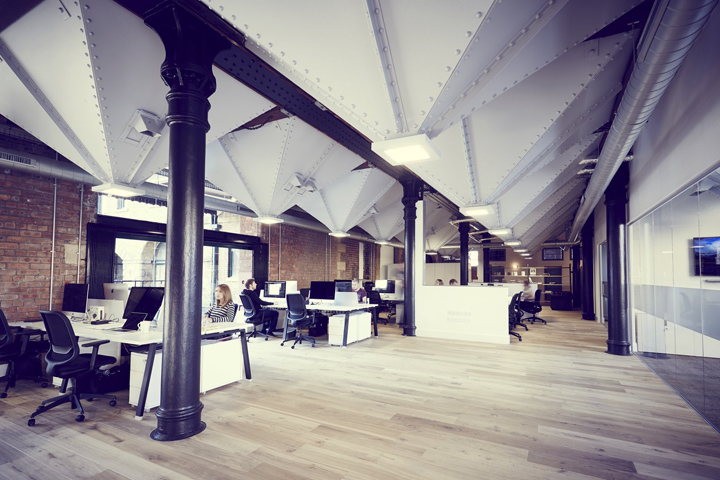 We Are offices by Structural Interiors  Sheffield     England Structural Interiors has designed the new offices of branding and design  agency We Are located in Sheffield  England  A Mixology North 2015 Award  Winning