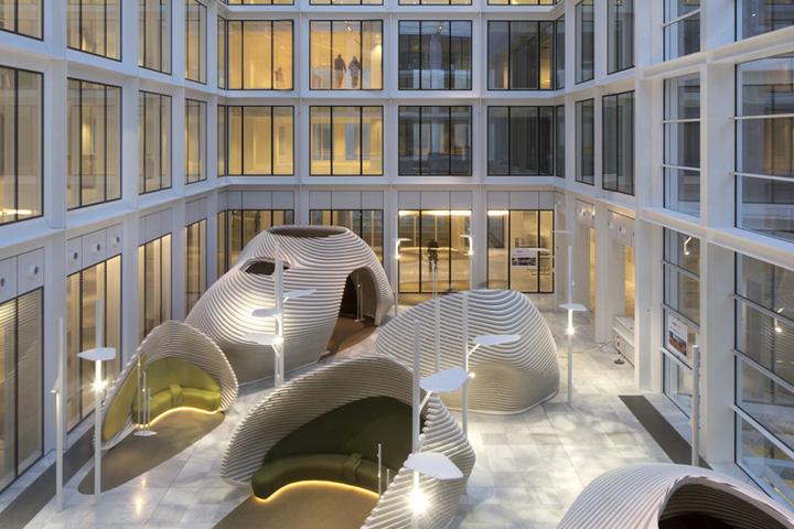 , # Cloud.Paris by Philippe Chiambaretta Architecte, Drancy – France, Office Furniture Dubai | Office Furniture Company | Office Furniture Abu Dhabi | Office Workstations | Office Partitions | SAGTCO