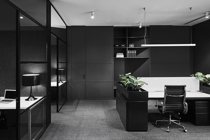 , Lechte Corporation Office Fitout by Plus Architecture, Melbourne – Australia, Office Furniture Dubai | Office Furniture Company | Office Furniture Abu Dhabi | Office Workstations | Office Partitions | SAGTCO