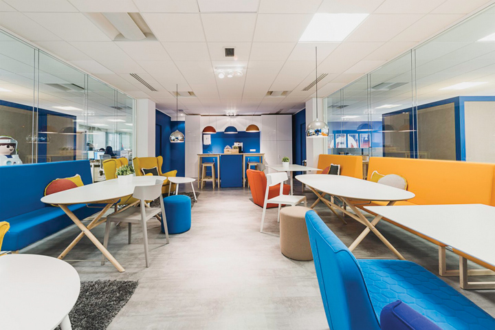 , Lengow headquarters by Decodheure, Nantes – France, Office Furniture Dubai | Office Furniture Company | Office Furniture Abu Dhabi | Office Workstations | Office Partitions | SAGTCO