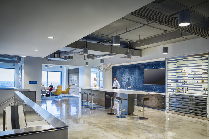 , Lockton offices by CannonDesign, Chicago – Illinois, Office Furniture Dubai | Office Furniture Company | Office Furniture Abu Dhabi | Office Workstations | Office Partitions | SAGTCO