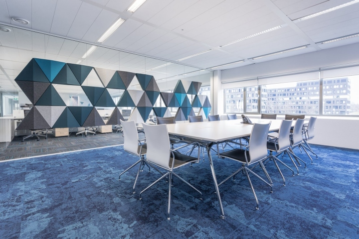 , BPC Banking Technologies Offices by IND Architects, Utrecht – Netherlands, Office Furniture Dubai | Office Furniture Company | Office Furniture Abu Dhabi | Office Workstations | Office Partitions | SAGTCO
