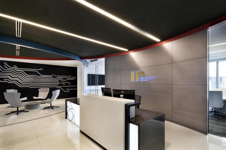 , IPsoft Offices by STG Design, Austin – Texas, Office Furniture Dubai | Office Furniture Company | Office Furniture Abu Dhabi | Office Workstations | Office Partitions | SAGTCO