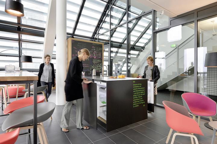 , Mars offices by M.O.O.CON, Vienna – Austria, Office Furniture Dubai | Office Furniture Company | Office Furniture Abu Dhabi | Office Workstations | Office Partitions | SAGTCO