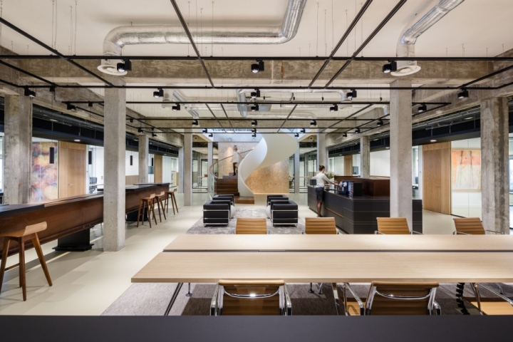 , OC&C Strategy Consultants office by Fokkema & Partners, Rotterdam – Netherlands, Office Furniture Dubai | Office Furniture Company | Office Furniture Abu Dhabi | Office Workstations | Office Partitions | SAGTCO