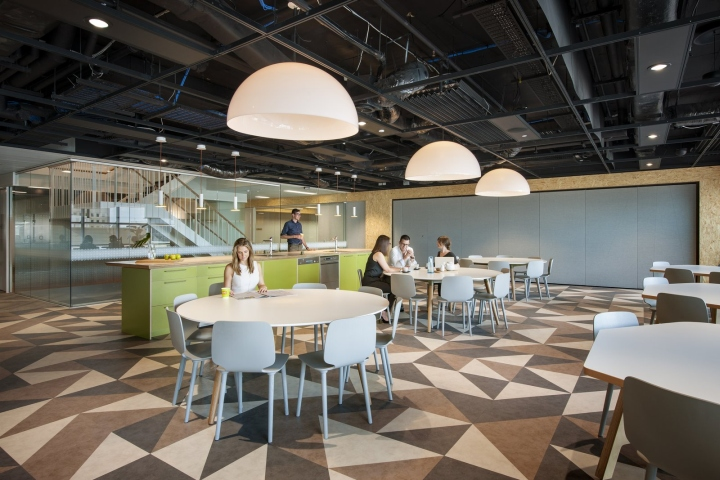 , People's Choice Credit Union Offices by Woods Bagot, Adelaide – Australia, Office Furniture Dubai | Office Furniture Company | Office Furniture Abu Dhabi | Office Workstations | Office Partitions | SAGTCO