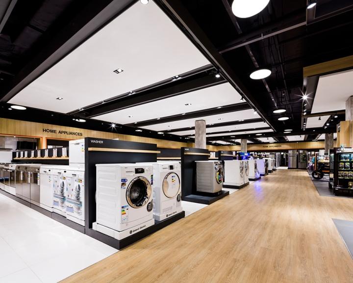 Power Buy Store By Whitespace Bangkok Thailand