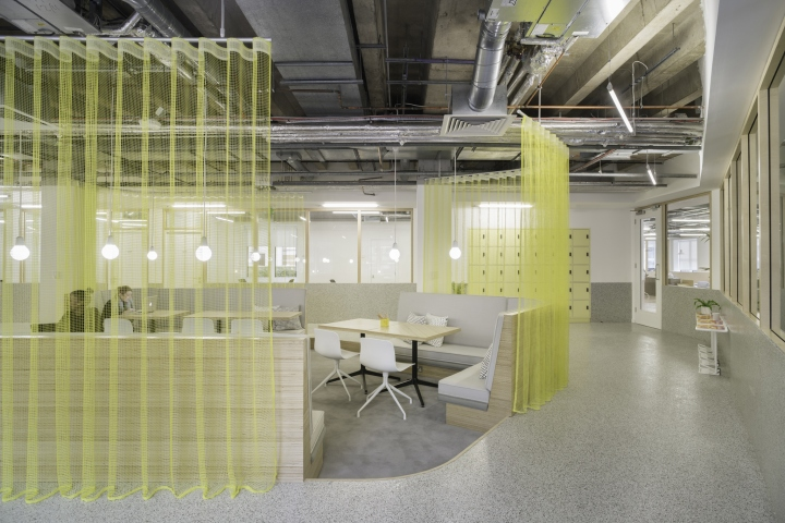 , The Office Group flexible work space by Shed., London – UK, Office Furniture Dubai | Office Furniture Company | Office Furniture Abu Dhabi | Office Workstations | Office Partitions | SAGTCO
