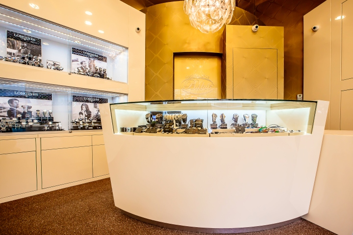 Babs Watch Store By Csiszer Design Budapest Hungary