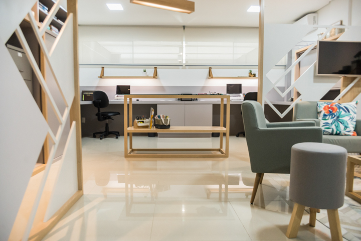 , OffWhite Office by Studio FAV, Bento Gonçalves – Brazil, Office Furniture Dubai | Office Furniture Company | Office Furniture Abu Dhabi | Office Workstations | Office Partitions | SAGTCO