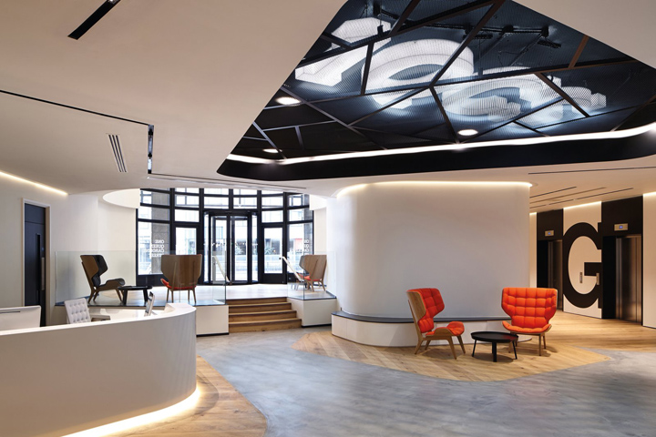 , One Queen Caroline Street Offices by Penson, London – UK, Office Furniture Dubai | Office Furniture Company | Office Furniture Abu Dhabi | Office Workstations | Office Partitions | SAGTCO