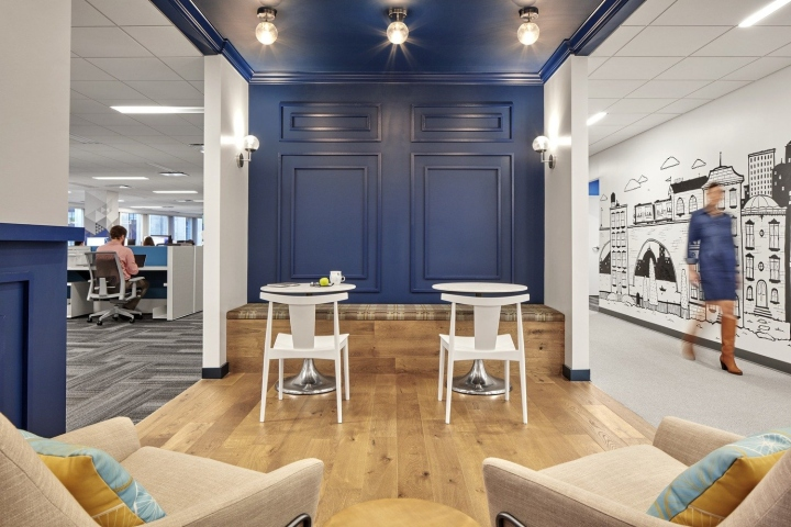 , Placester offices by IA Interior Architects, Boston – Massachusetts, Office Furniture Dubai | Office Furniture Company | Office Furniture Abu Dhabi | Office Workstations | Office Partitions | SAGTCO