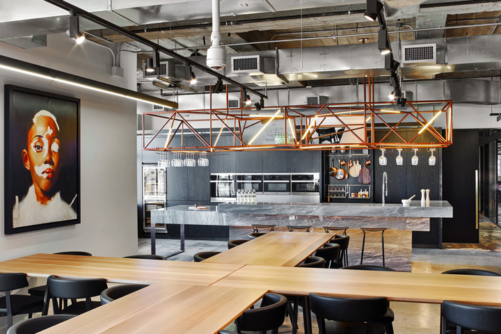 , WME/IMG Offices by Rockwell Group, New York City, Office Furniture Dubai | Office Furniture Company | Office Furniture Abu Dhabi | Office Workstations | Office Partitions | SAGTCO