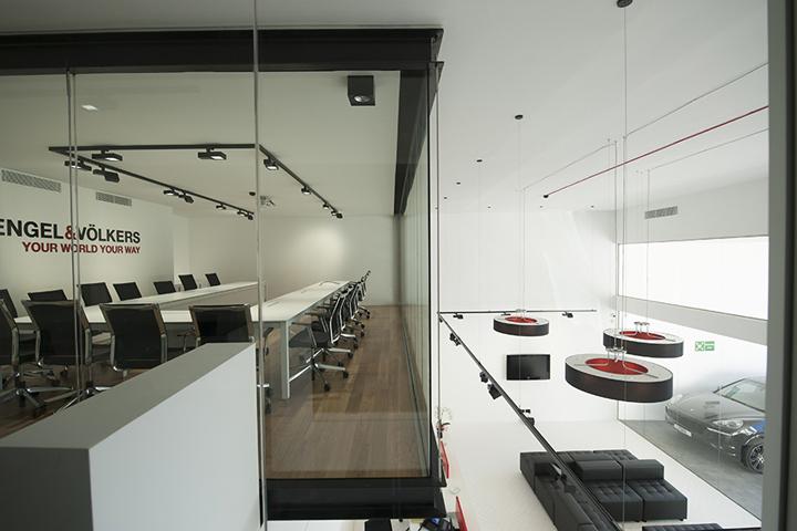 , Engel&Volkers by Model & Alea Office, La Valletta – Malta, Office Furniture Dubai   Office Furniture Company   Office Furniture Abu Dhabi   Office Workstations   Office Partitions   SAGTCO