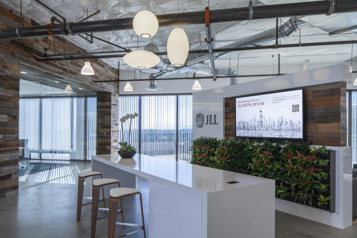 , JLL offices by Wirt Design Group, El Segundo – California, Office Furniture Dubai   Office Furniture Company   Office Furniture Abu Dhabi   Office Workstations   Office Partitions   SAGTCO