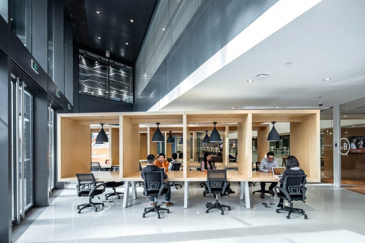 , SOHO 3Q co-working space by AIM Architecture, Beijing – China, Office Furniture Dubai   Office Furniture Company   Office Furniture Abu Dhabi   Office Workstations   Office Partitions   SAGTCO