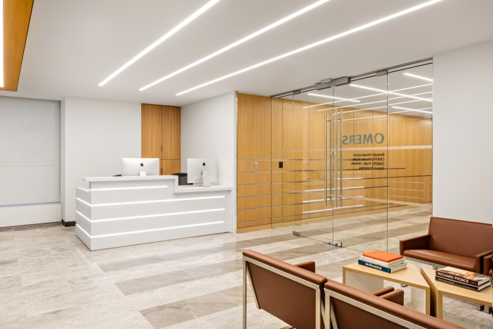 , Omers offices by Spector Group, New York City, Office Furniture Dubai   Office Furniture Company   Office Furniture Abu Dhabi   Office Workstations   Office Partitions   SAGTCO