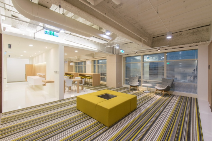 , Trend Micro offices by iDA Workplace + Strategy, Taipei – Taiwan, Office Furniture Dubai | Office Furniture Company | Office Furniture Abu Dhabi | Office Workstations | Office Partitions | SAGTCO