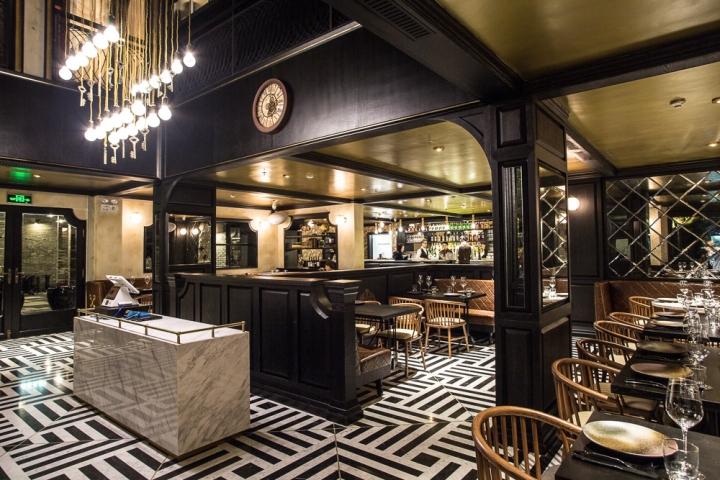 The Locksmith Restaurant By Studio Y Foshan China
