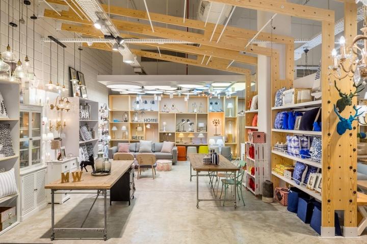 Betili Concept Stores By Studio Samuelov Netanya Israel