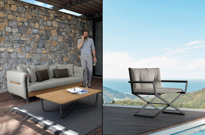 Domino The New Talenti Outdoor Living Collection By