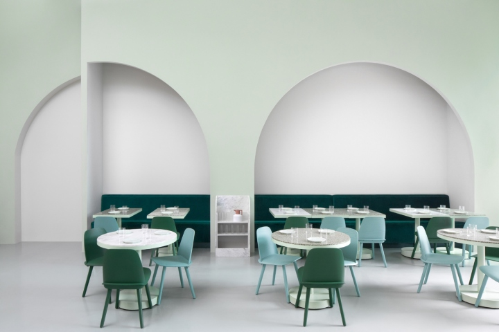 German Restaurant Interior Design