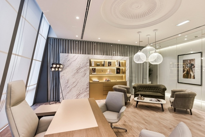 Swiss Bureau Interior Design Designed The Offices For Fashion Magazine  MOJEH, Located In Dubai, United Arab Emirates. MOJEH Magazine Reports On  The Latest ...