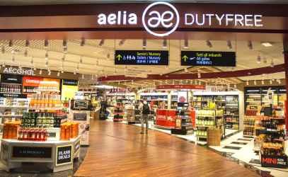 Il duty free Aelia