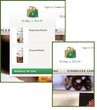 Starbucks My Bag Image