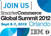 IBM SmarterCommerce Global Summit 2012 Logo